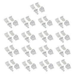15 Set Roller Blind Shades Clutch Bracket Replacement Parts
