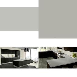 4 Ft. X 8 Ft. Laminate Sheet In Platinum With Standard Matte