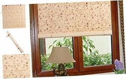 Asian Home Natural Bamboo Roll Up Window Blind Sun Shade WB-