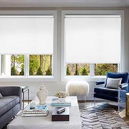 MiLin Blackout Roller Window Shades, One Week Fast Delivery