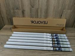 """Box of 6 LEVOLOR  Window Roller Room Darkening Shade 37 1/4"""""""