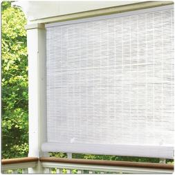 cordless roll up blind sun shade outdoor