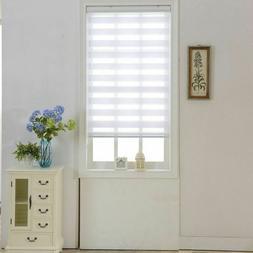 Indoor Window Blinds Home Living Room Wide Blade Roller Shad