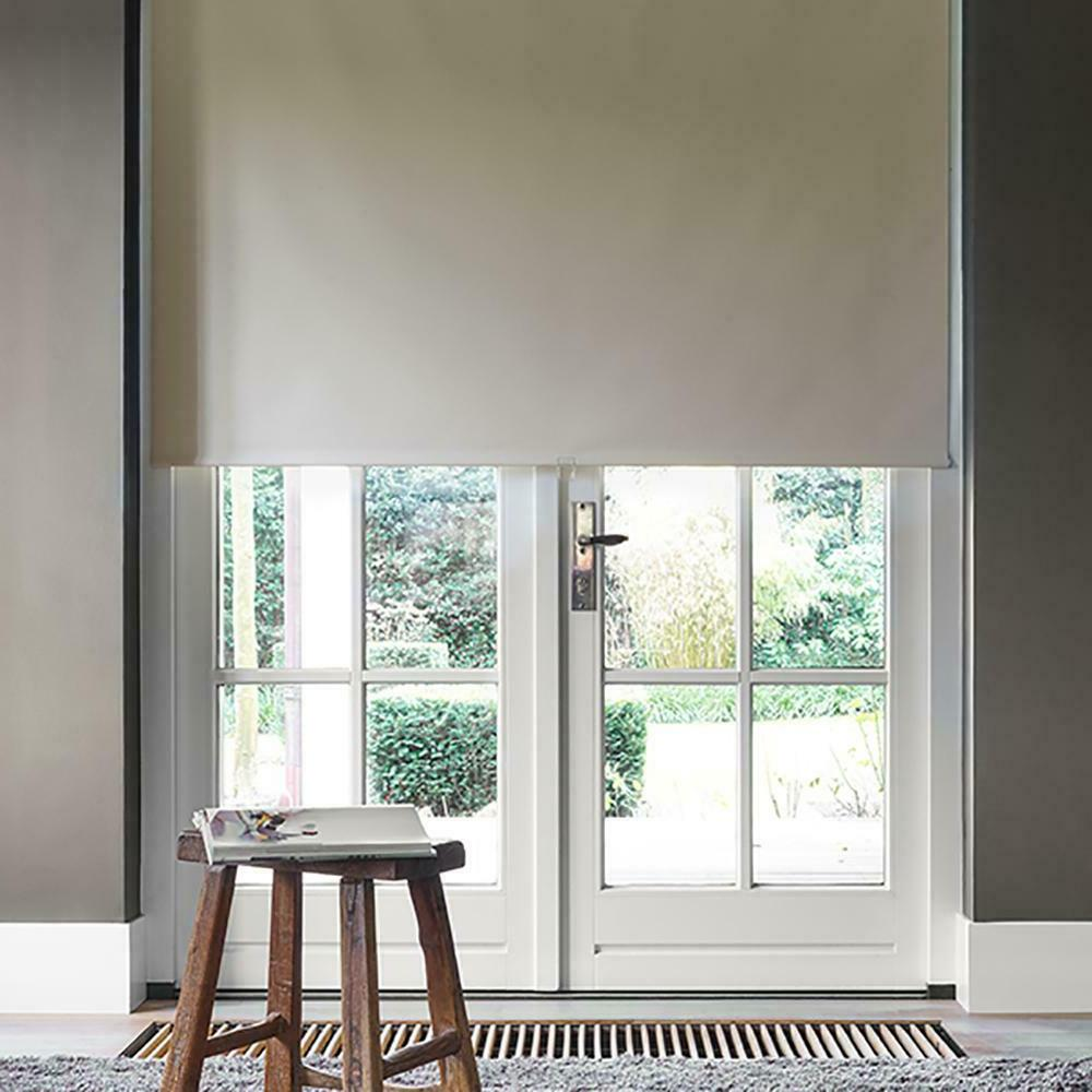 cocoon by coulisse roller shades blackout transparent