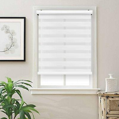 cordless zebra roller blinds shades sheer or