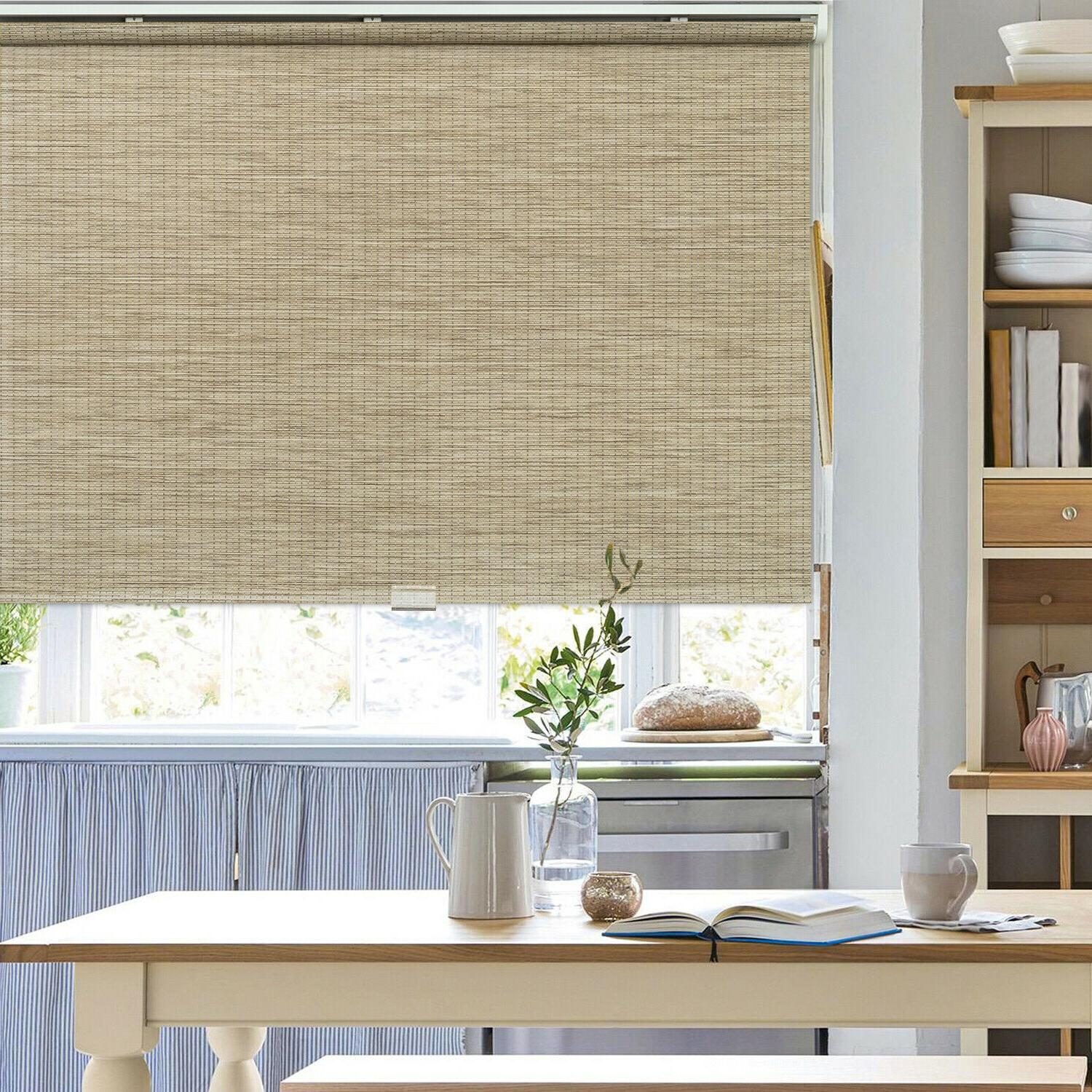 Cordless FREE STOP Roller Window Blind-