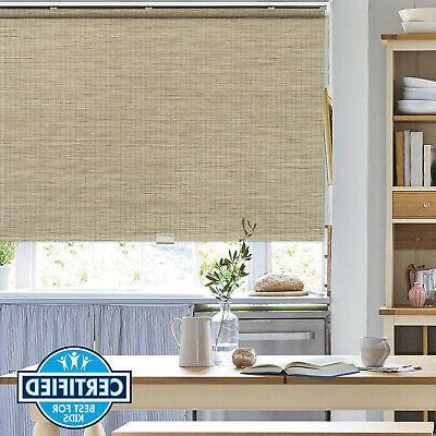 godear light filtering cordless natural shade free