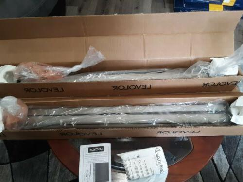 lot of 2 levelor roller shades 36