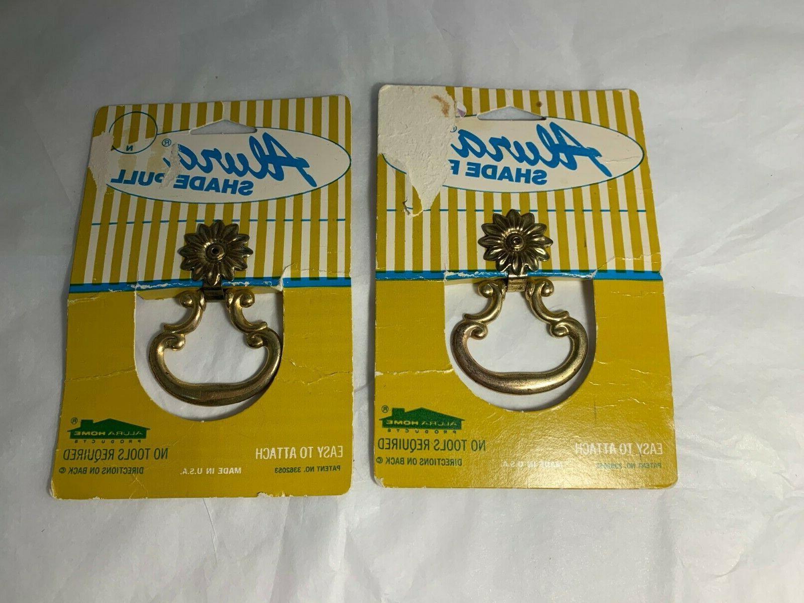 vtg designer series roller shade ring pulls