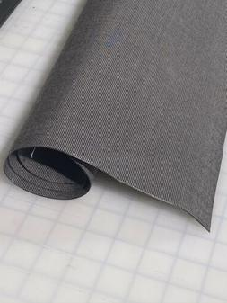 SUNBRELLA Marine /Shade Fabric 4607 Charcoal Tweed Genuine 2