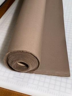 SUNBRELLA Marine /Shade Fabric 4676-0000 Cocoa Genuine 30 YD
