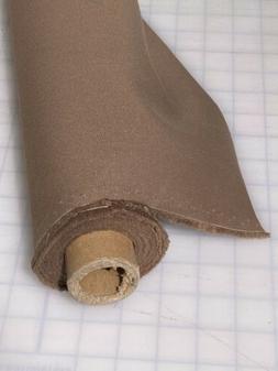 SUNBRELLA Marine /Shade Fabric 4676-0000 Cocoa Genuine 6.8 Y
