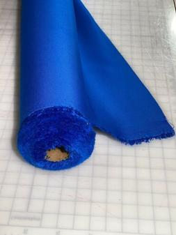 SUNBRELLA Marine / Shade Fabric 5401-0000 Canvas Pacific Blu
