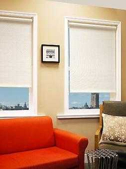 Chicology Montana 48 by 72-Inch Roller Shade, Rice