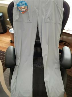 NWT Columbia PFG Ultimate Catch Roll-Up Pants Women Size 10/