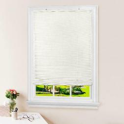 Oval Cordless Rollup Light Filtering Window Blinds Roller Sh