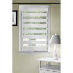 Achim Privacy Roller Window Shade Light Filtering Linen Cord