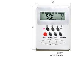 Programable Timer for Electric Motorized Roller Shades