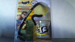 Sporteyz - Roll up sunglasses Yellow Brand NEW