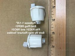 """Rollease Roller Shade End Plug for 1-1/8"""" tube REP01"""