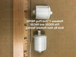 """Rollease Roller Shade End Plug for 1"""" tube REP02"""