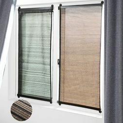 Translucent Window Curtains Blinds Shades Roller Home Bedroo
