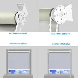Window Shade Blackout Window Roller Blinds Made To Measure U